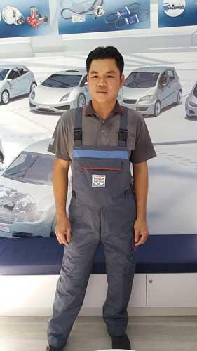 Yong Choi Kong (Akong)